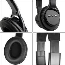 Tai nghe Bluetooth không dây kèm mic cho iPhone 7 Plus Samsung Galaxy - Tai  nghe Bluetooth chụp tai Over-ear