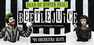 Beetlejuice The Musical Official Broadway Website