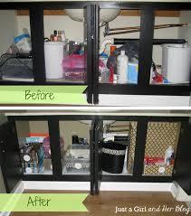 Bathroom Cabinet Organizer 0 Bathroom Cabinet Organization