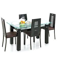 extraordinary round glass dining table set for 4 medium size of dining table set for 4