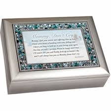 baby child loss memory box engravable
