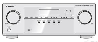 pioneer vsx 305 speaker hookup Pioneer VSX-305 Speaker Hook Up Pioneer Vsx 305 Wiring Diagram #39