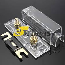 anl high ampere 24k gold plated audi end 4 25 2019 8 20 pm anl high ampere 24k gold plated audio fuse box block holder