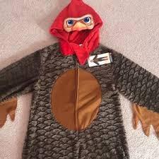 Briefly Stated Onesie Size Chart Nwt Turkey Onesie Costume Turkey Trot In Style Nwt