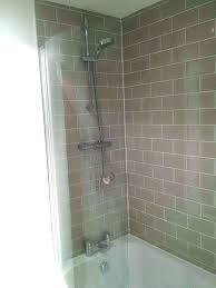 tile trim around shower bathtub kit floor ideas small bathroom photos subway tiled tub surround for