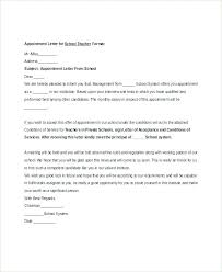 Formal Offer Letter Template Free Word Format Download Official ...