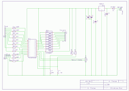 star unusual electronics circuit diagram