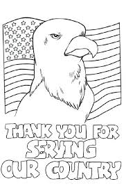 Homely Design Coloring Pages For Veterans Day Printables To Free