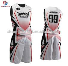 New Basketball Uniform 2017 Jersey School Product Hot Custom Design Team View Details Sublimated