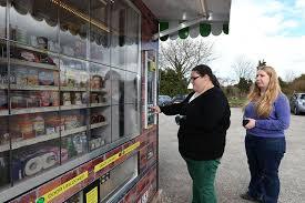Huge Vending Machine Amazing Vending Machines For Shrinking Communities