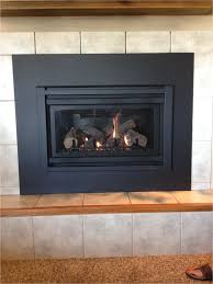 gas fireplace inserts denver colorado heat n glo supreme i 30 gas insert with custom surround