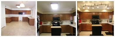 kitchen lighting fluorescent. Large Size Of Modern Kitchen Trends:kitchen Lighting Replace Fluorescent Light Fixture In Cone Silver