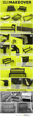 Headboard To Bench Best 25 Headboard Benches Ideas On Pinterest Benches From