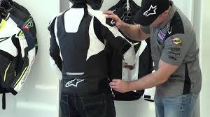 alpinestars jaws perforated leather jacket review from sportbiketrackgear com you