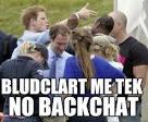 bludclart