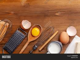 Kitchen Pastry Image Photo Free Trial Bigstock