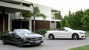 The new S-Class Cabriolet - Mercedes-Benz original - YouTube