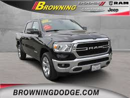 Certified Pre-Owned 2019 Ram 1500 Big Horn/Lone Star Crew Cab Pickup ...