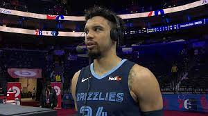 Dillon Brooks walkoff interview 4.4.21 ...
