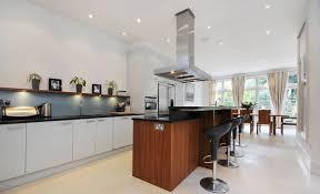 Kitchen Designs With White Cabinets And Granite Countertops - White contemporary kitchen