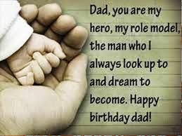 56 Birthday Wishes For Dad