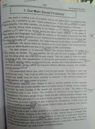 essays for class first class essay first class essay oglasi  our main social problems brief essay in english for students social issues essay example social problems