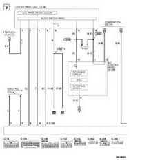 mitsubishi lancer stereo wiring diagram  mitsubishi canter radio wiring diagram images on 2003 mitsubishi lancer stereo wiring diagram