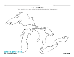 lake coloring pages great lakes page awesome barbie of swan ballet colo