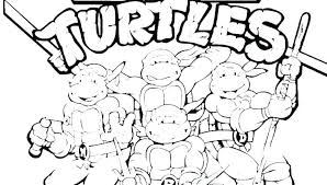 ninja turtles coloring book ninja turtle color page in ninja tur coloring pages age within for