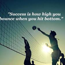 Volleyball Quotes Cool Volleyball Motivational Quotes Fearsome Volleyball Quotes And