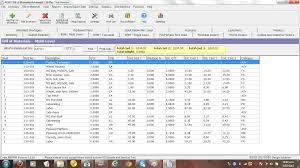 What Is A Bill Of Materials Bill Of Materials Example