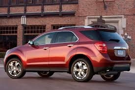 2012 Chevrolet Equinox - Information and photos - ZombieDrive