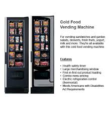 Refrigerated Vending Machines For Sandwiches Mesmerizing Maverick Vending