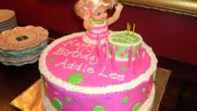 Happy Birthday Cake Pictures With Name For Baby Girl The Decor Of