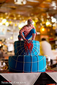 Birthday Cakes If I Find Someone Who Loves Spiderman Just Aas Much