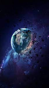 Download Apocalyptic, earth, space, art ...