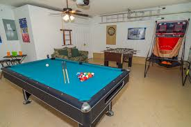 florida villa services game rooms. Fully Equipped Games Room With Full Size Pool Table Florida Villa Services Game Rooms