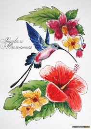 эскизы тату колибри клуб татуировки фото тату значения эскизы