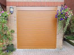 rollerdor brown single door replacement straightend
