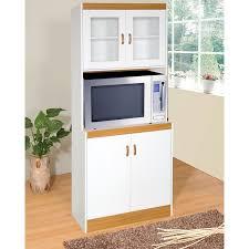 Microwave Furniture Cabinet Kitchen Microwave Cabinet Designalicious