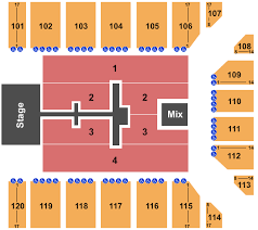 Reno Events Center Concert Seating Chart Reno Events Center Seating Chart Reno