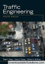 Solution Manual for Traffic Engineering, 4th Edition by Roger P ...