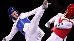 المصرية هداية ملاك تفوز ببرونزية التايكوندو في أولمبياد طوكيو - اخبار عاجلة