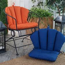 wrought iron patio furniture cushions. Wrought Iron Chair Cushions Outdoor Designs ( For Patio Chairs #6) Furniture