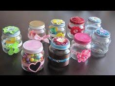 Baby Food Jar Decorating Ideas 100Minute DIY Baby Food Jar Valentines Food jar Jar and Babies 2