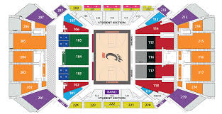 Legacy Arena Seating Chart Basketball The Floor Plan Fifth Third Arena Renovation Project