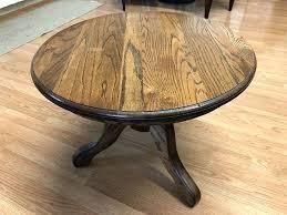 round table turlock solid oak wood accent x furniture in ca 26 restaurant round table turlock