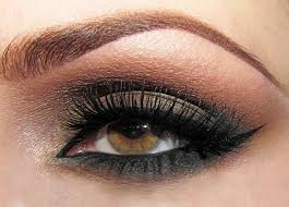make sure to skip any palette with shimmer the eye shadow design for this look is quite simple as the pin up look lies in the