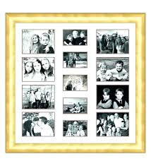 Collage Picture Frames Puzzle Array Wall Collage Frame Black Collage
