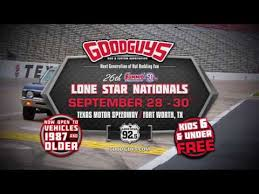Goodguys 26th Summit Racing Lone Star Nationals